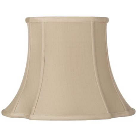 Sand French Oval Shade 5.25/7.5x10.5/12x9 (Spider)