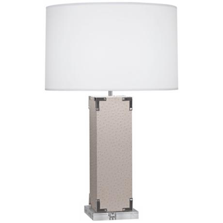 Robert Abbey Mary McDonald Spence Ecru Table Lamp