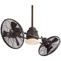 Minka Aire Vintage Gyro Oil Rubbed Bronze Ceiling Fan