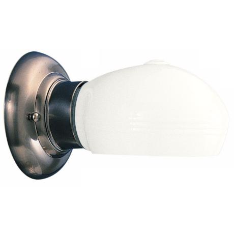"Hudson Valley Edison Satin Nickel 5"" High Wall Sconce"