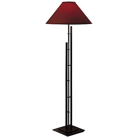 Hubbardton Forge Metra Double Floor Lamp