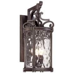 "Regal Bay 22"" High Outdoor Wall Light"