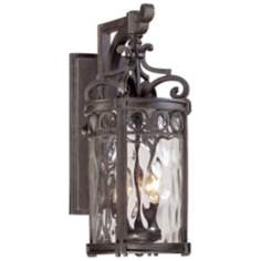 "Regal Bay 17 1/2"" High Outdoor Wall Light"