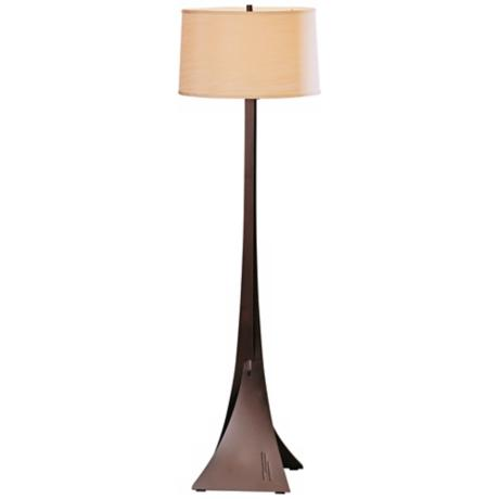 Hubbardton Forge Fullered Impressions Floor Lamp