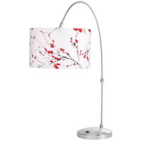 Kichler Falklore Blossoms Shade Table Lamp