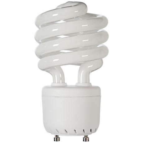 26 Watt GU24 Base Squat CFL Light Bulb