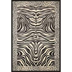 Sonoma Collection Zebra Area Rug
