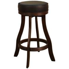 "American Heritage Designer Sierra Finish 31"" High Bar Stool"