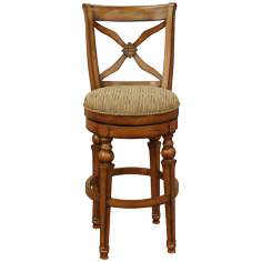 "American Heritage Livingston Sienna 26"" Counter Stool"