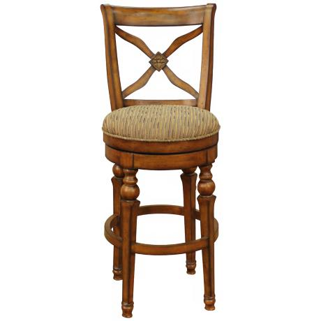 "American Heritage Livingston Sienna 30"" Bar Stool"