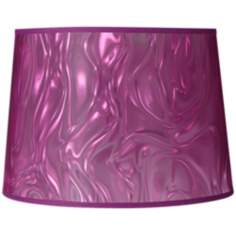 Lights Up! Purple Optical Illusion Shade 12x14x10 (Spider)