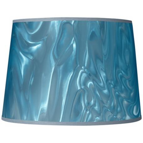 Lights Up! Turquoise Optic Illusion Shade 12x14x10 (Spider)
