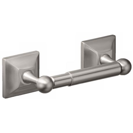 Gatco Meridian Satin Nickel Toilet Tissue Holder