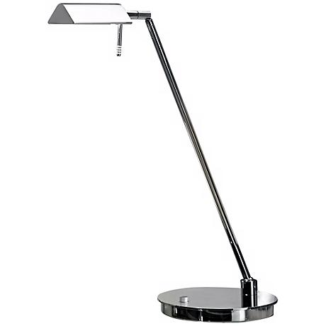 Chrome Bernie Series Energy Saver Holtkoetter Desk Lamp