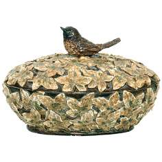 Ivy Finch Decorative Box