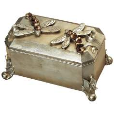 Dragonfly Decorative Box