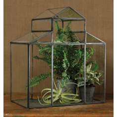 Pierre Decorative Greenhouse