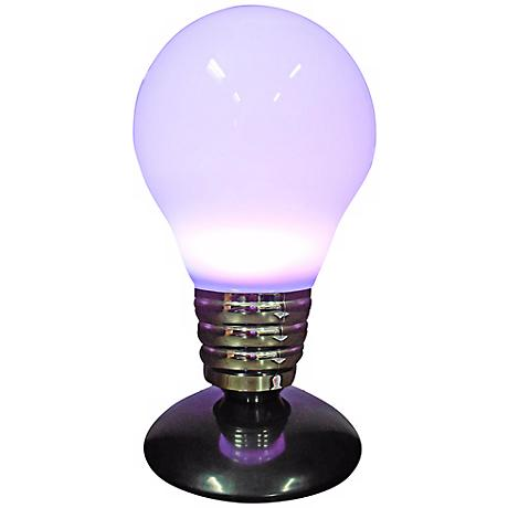 LED Light Bulb with Remote Controller Accent Lamp