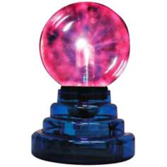 Mini Plasma Ball Accent Lamp