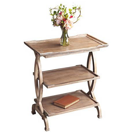 Butler Loft Driftwood Side Table