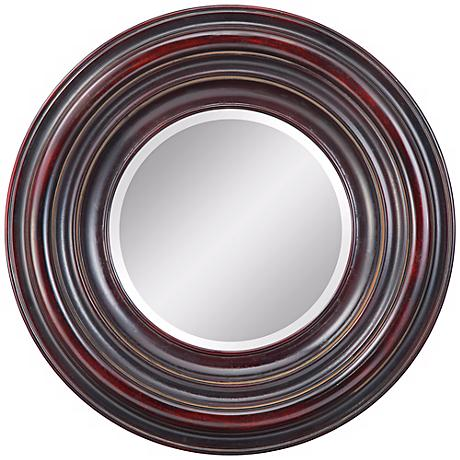 "Cooper Classics Koch 27 1/2"" High Wall Mirror"