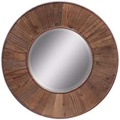 "Cooper Classics 32"" High Wall Mirror"