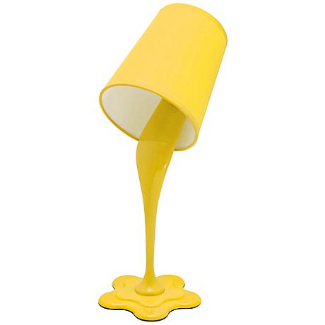Woopsy Yellow Desk Lamp