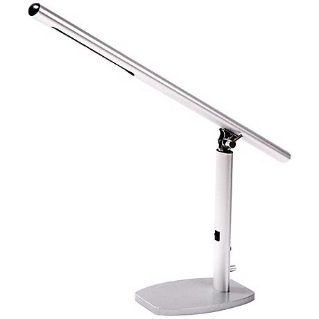 Mighty Bright Lux Bar Free Standing Aluminum LED Desk Lamp