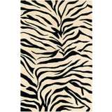 Craft Collection Zebra Design Area Rug