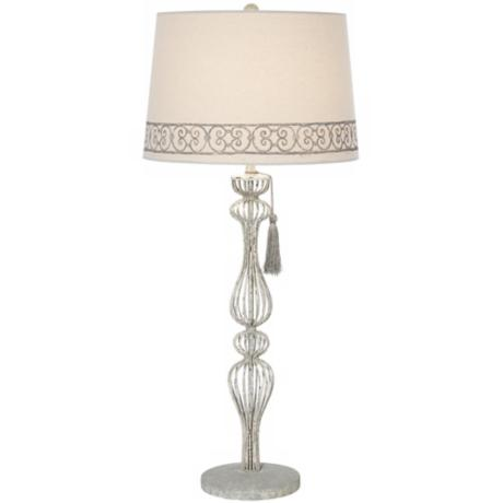 Kathy Ireland Venetian Garden Table Lamp