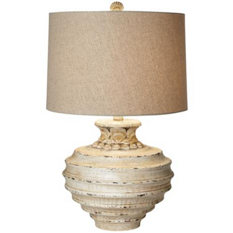 Ocean Crown Sea Shell Table Lamp