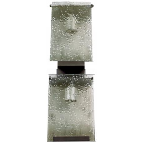 "Varaluz Rain Collection 21 3/4"" High Bath Light Fixture"