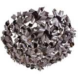 "Varaluz Pinwheel 27"" Wide Bronze Wall or Ceiling Light"