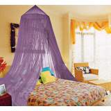 Kathy Ireland Lavender Twin/Full Canopy Bed Netting