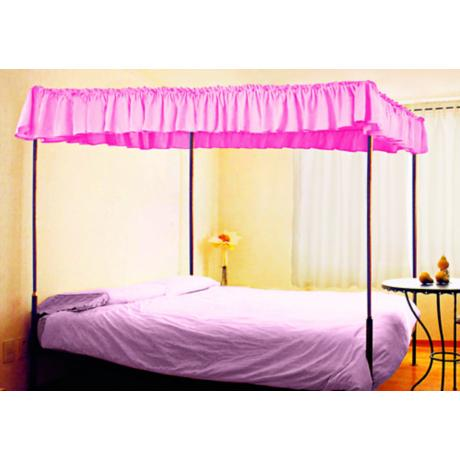 Kathy Ireland Pink Princess Bed Canopy (Twin)