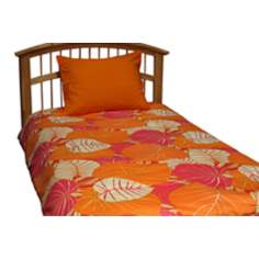 Tampa Orange Comforter Bedding Sets