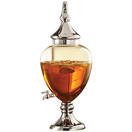 "Apothecary Style 24"" High Party Beverage Dispenser"