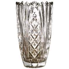 "Wellington 12"" High Glass Vase"