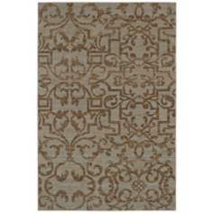 French Quarter Bluestone Karastan Area Rug