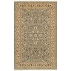 Shapura Collection Tiana Glacier Blue Area Rug
