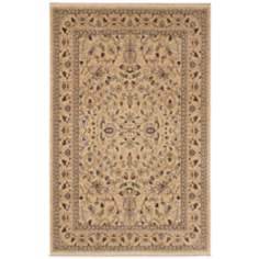 Shapura Collection Tiana Ivory Area Rug