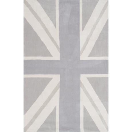Ecconox Collection Jack Grey Area Rug