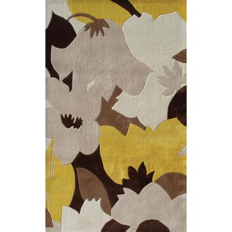 Ecconox Collection Love-in-Idleness Area Rug