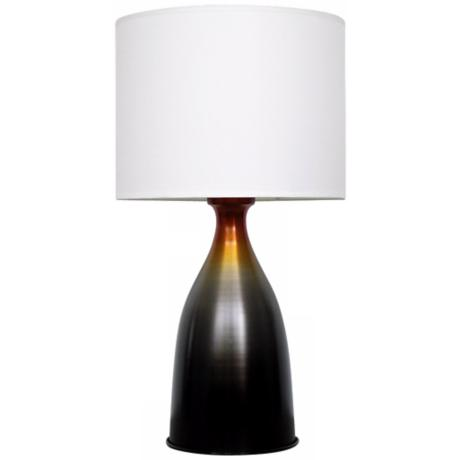 Babette Holland Nina Orange Burst Table Lamp