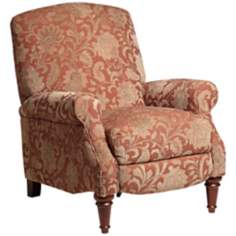 Layla 3-Way Damask Recliner