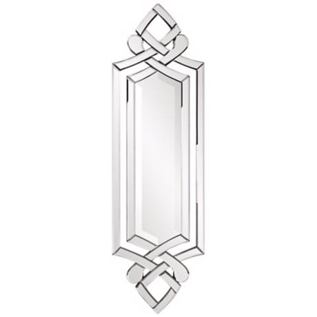 "Howard Elliott Allure 48"" High Venetian Style Mirror"