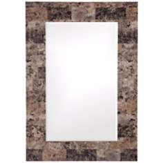 "Howard Elliott Rita 42"" High Wall Mirror"