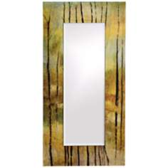 "Howard Elliott Delilah 48"" High Wall Mirror"