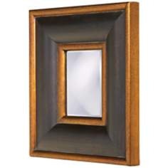 "Howard Elliott Collection 21"" High Innsbruck Wall Mirror"