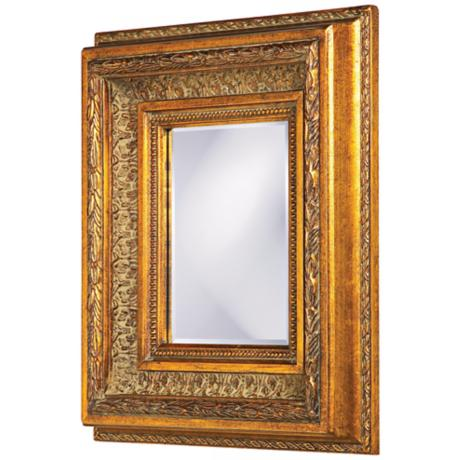 "Howard Elliott Collection 18"" High Nancy Wall Mirror"
